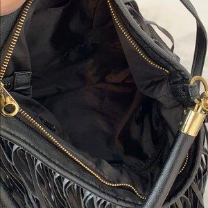 H&M Bags - H&M black fringe purse